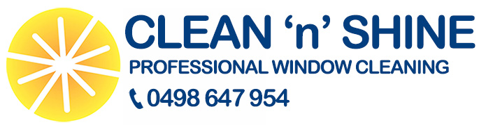 Clean 'n' Shine Window Cleaning – Melbourne